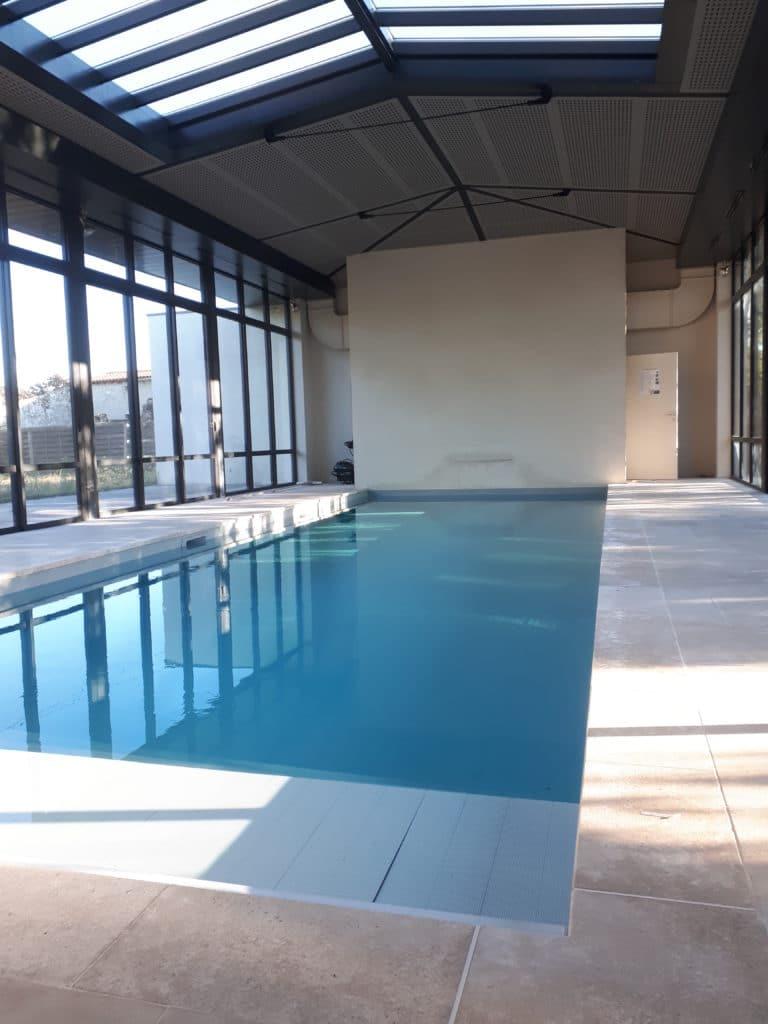E.M.A Entretien de vos piscines - hivernage piscine couverte