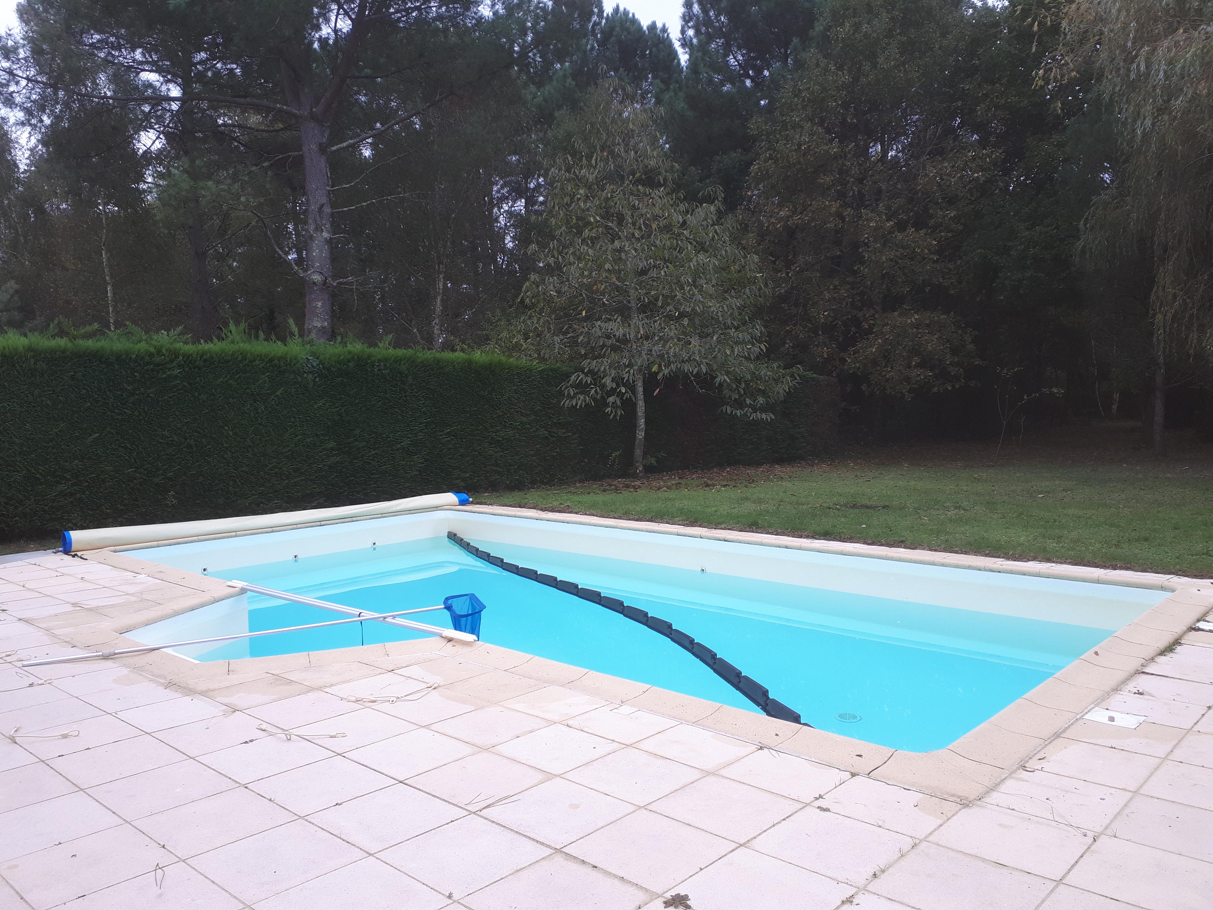 E.M.A Entretien de vos piscines - Hivernage